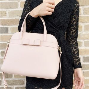 Gaby'sBags👜💕-Kate Spade Saffiano Leather Satchel
